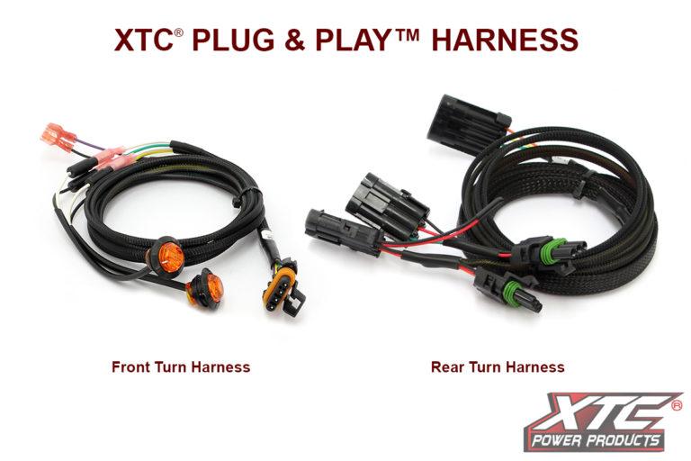 Can-Am Maverick Plug & Play™ Self Canceling Turn Signal System W/Horn