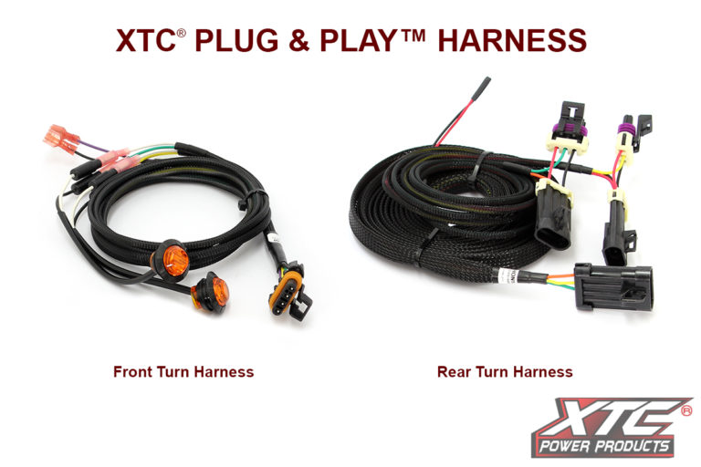 Honda Pioneer 1000 Plug and Play Turn Signal System with Horn