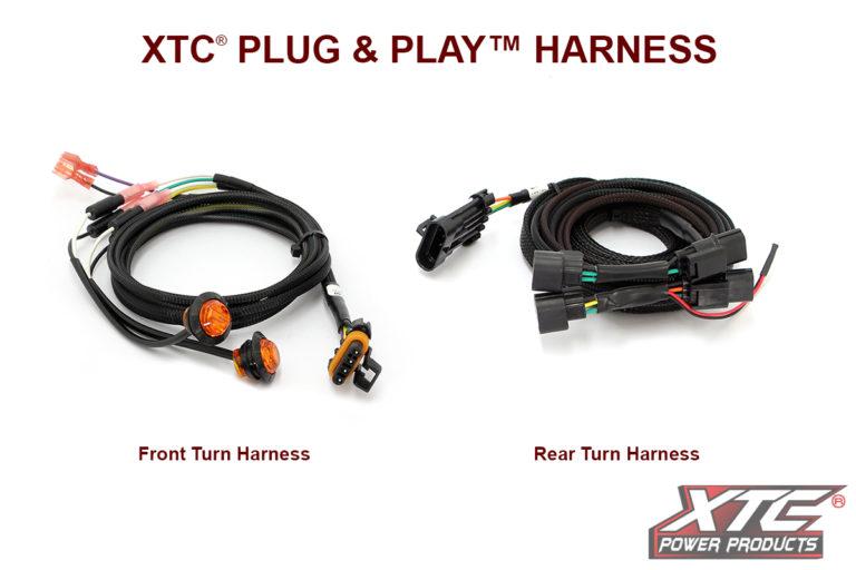 Honda Talon Plug and Play Self Canceling Turn Signal System W/Horn