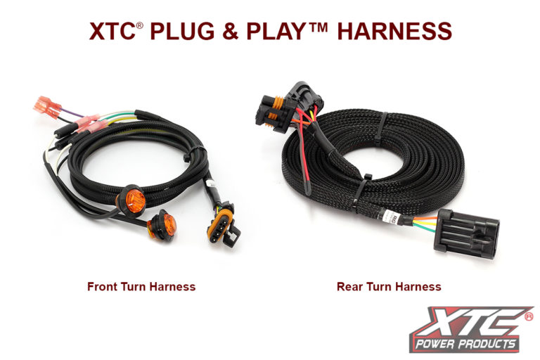 2019+ Ranger XP 1000 & General Plug & Play™ Turn Signal System W/Horn Plugs into OEM Busbar