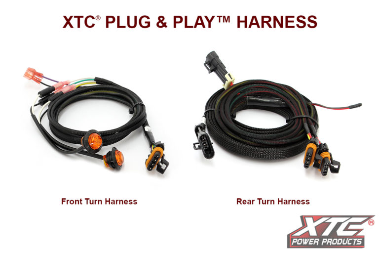 RZR XP 2014 Plug and Play Turn Signal System with Horn