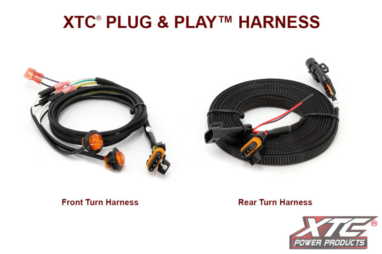 RZR XP 2015+ Plug and Play Turn Signal System with Horn
