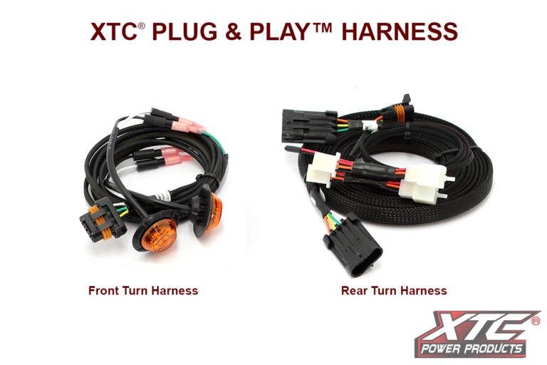 Mahindra Roxor Plug and Play Turn Signal System uses Factory Lights