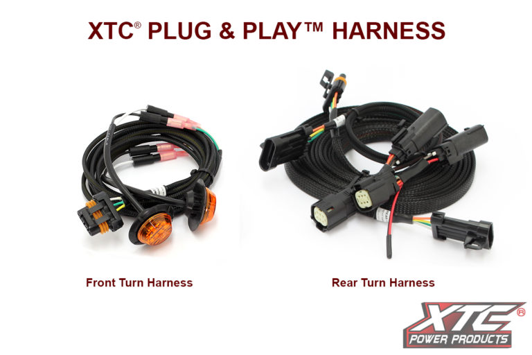 2019 Mahindra Roxor Plug and Play Self Canceling Turn Signal System W/Horn