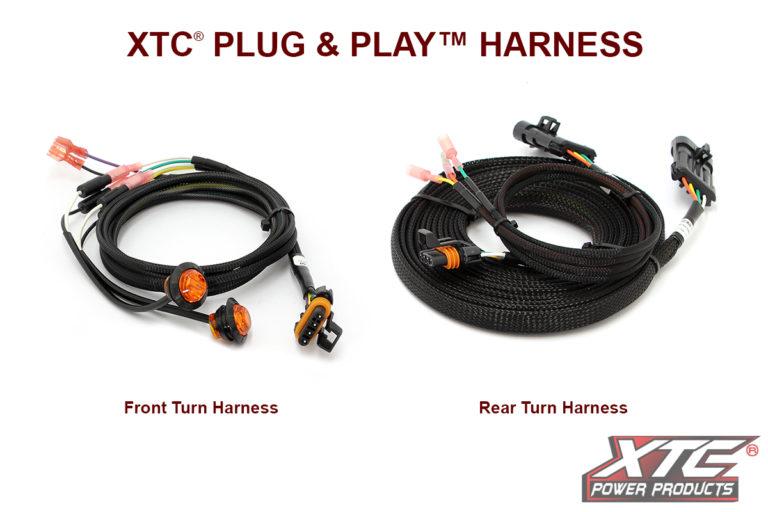 Universal Plug & Play™ Turn Signal System with Horn - Uses OE Brake Lights