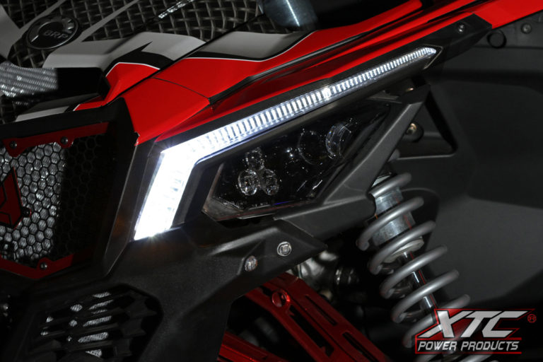 Front Turn Signature Light Set for UTV Can-Am Maverick X3