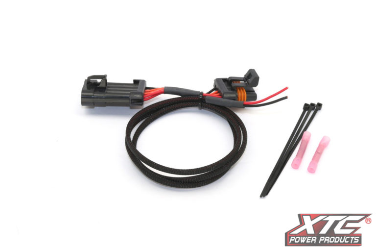 Polaris General & 2019 Ranger XP Plug & Play™ Power Out For License Plate Light
