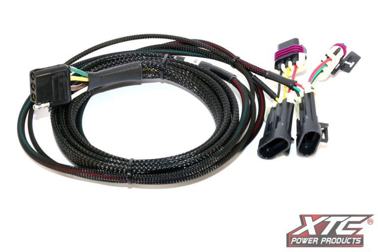 Honda Plug & Play™ OEM Harness to 4 Pin Flat Trailer Connector