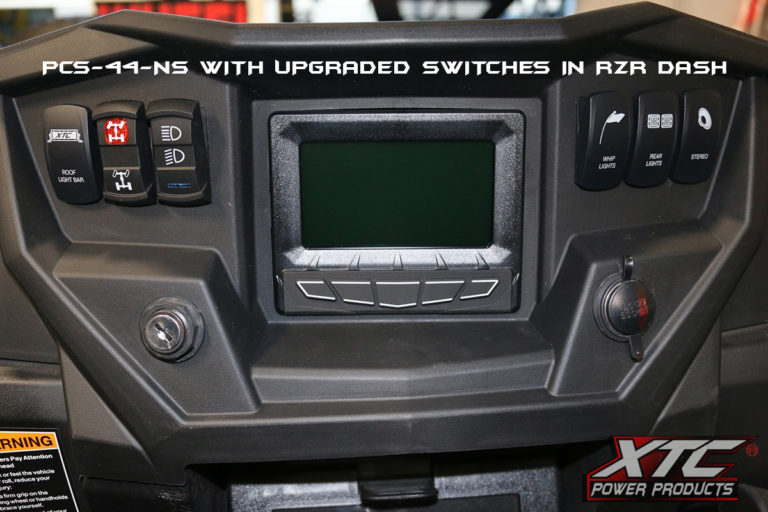 RZR XP Plug and Play 4 Switch Power Control System - Switches not included