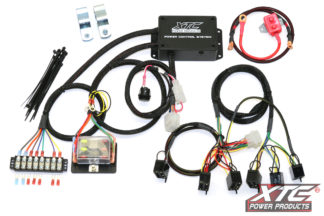 Maverick X3 6 Switch Power Control System with Strobe System, 1 Switch - Strobe