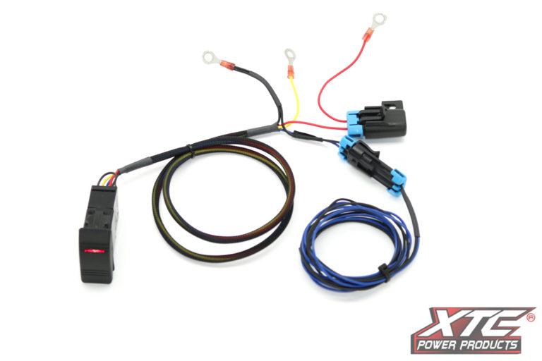 RZR XP 1 Switch Light Duty Power Control System