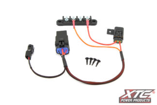 Honda Talon Plug & Play™ Keyed Busbar Accessory Out 35 AMP