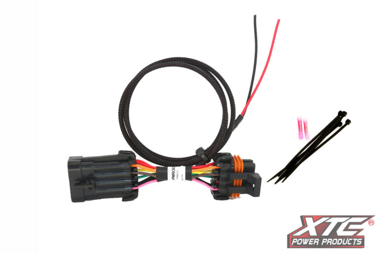 Polaris Plug & Play™ Ride Command Power Out For License Plate Light