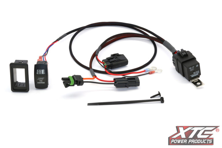 RZR XP 2014+ Plug and Play Fan Override