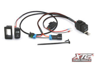 RZR XP 2016 Turbo Plug and Play Fan Override