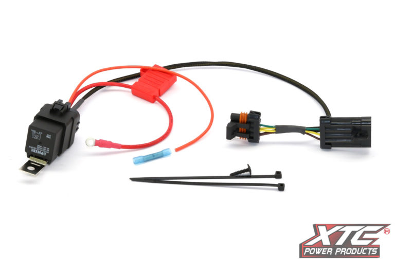 RZR XP Plug & Play™ High Beam Remote Activation System