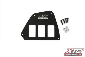 Honda Talon 3 Switch Mounting Plate