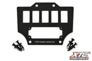 Honda Talon 5 Switch & Intercom Mounting Plate
