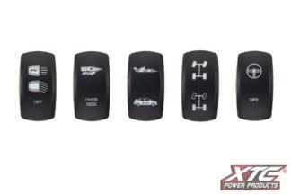 Can-AM X3 Replacement Rocker/Actuator, Contura V, Rocker Only