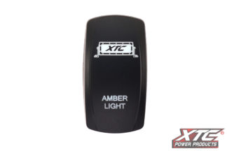 Amber Light Bar Rocker/Actuator, Contura V, Rocker Only