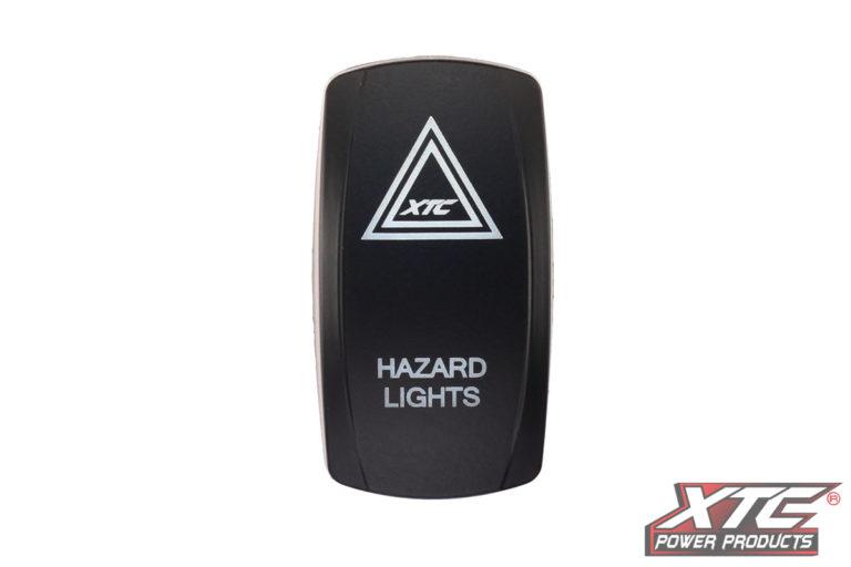 Hazards Rocker/Actuator, Contura V, Rocker Only