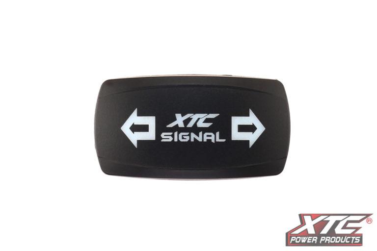 Turn Signal - XTC Horizontal Rocker/Actuator, Contura V, Rocker Only