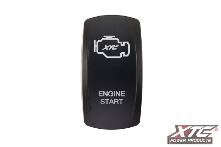 Engine Start Rocker/Actuator, Contura V, Rocker Only