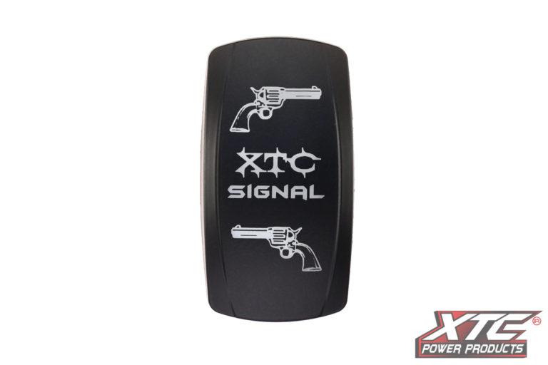 Turn Signal - XTC Western Vertical Rocker/Actuator, Contura V, Rocker Only