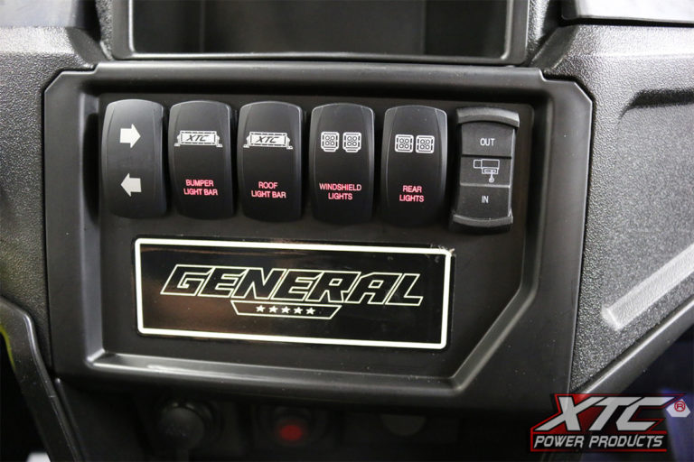 Polaris General Plug and Play Turn Signal System with Horn