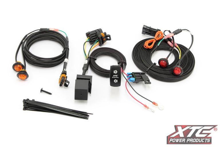 Universal Basic Plug and Play Turn Signal System