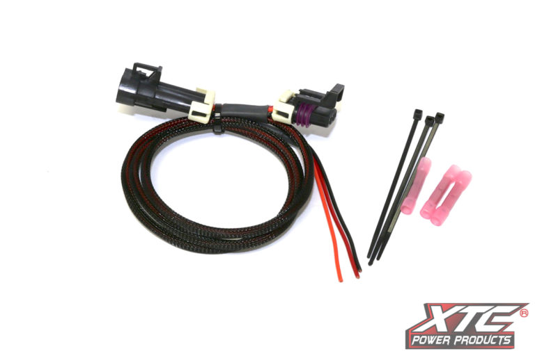 Universal Plug and Play 3 Pin Stop and Tail Light Power Out