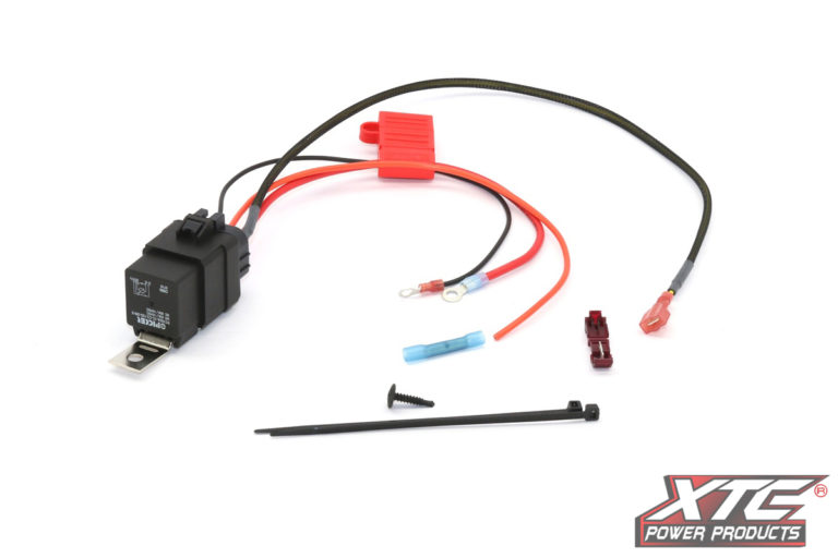 Universal Plug & Play™ High Beam Remote Activation System