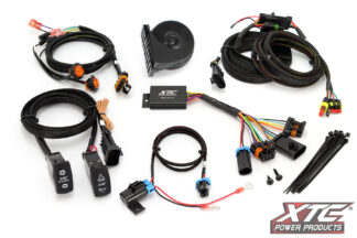 Can-Am Defender Self-Canceling Turn Signal System