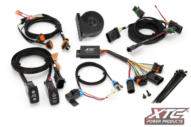 Can-Am X3 Self-Canceling Turn Signal Kit With Horn