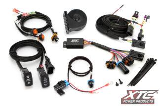 Honda Pioneer Self-Canceling Turn Signal Kit With Horn