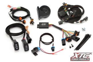 Kawasaki KRX Self Cancelling Turn Signal System