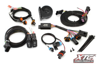 Polaris Ranger with Factory Ride Command Turn Signal Kit