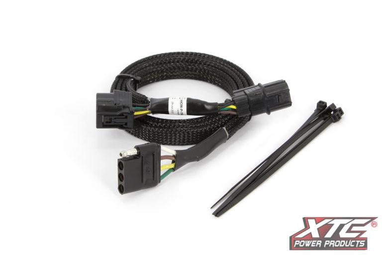 Honda Pioneer Trailer Light Wiring Adapter