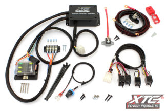Polaris RZR XP Plug and Play 4 Switch Power Control System - Without Switches