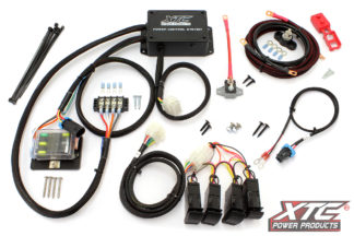 Truck and Jeep Plug and Play 4 Switch Power Control System with Switches