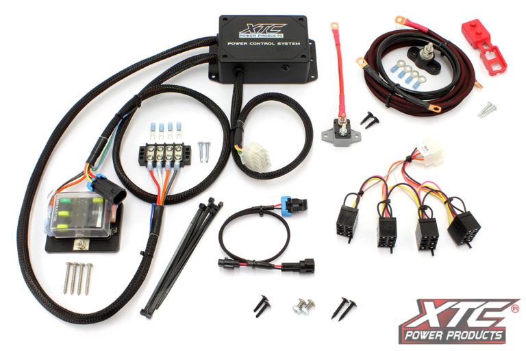 Yamaha YXZ Plug and Play 4 Switch Power Control System - without Switches