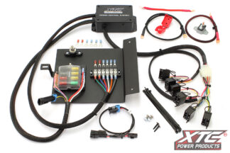 Honda Talon 6 Switch Power Control System - No Switches