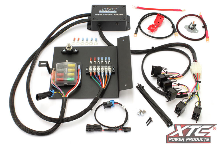Honda Talon 6 Switch Power Control System - No Switches