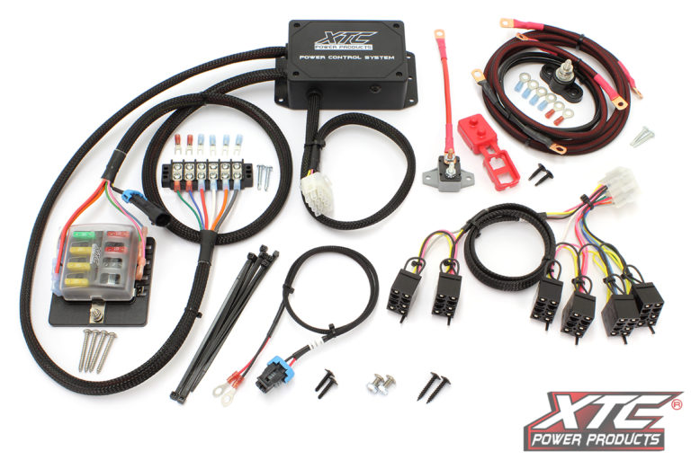 Kawasaki KRX 6 Switch Power Control System