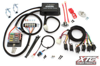 can-am maverick x3 6 switch power control system without switches