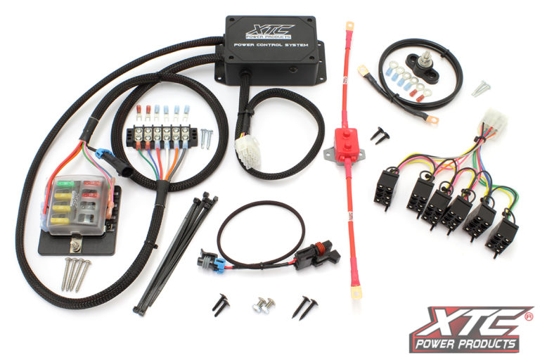 Polaris RZR PRO 6 Switch Power Control System