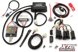 Truck and Jeep Plug and Play 6 Switch Power Control System with Switches