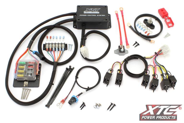 Polaris RZR Turbo S 6 Switch Power Control System without Switches