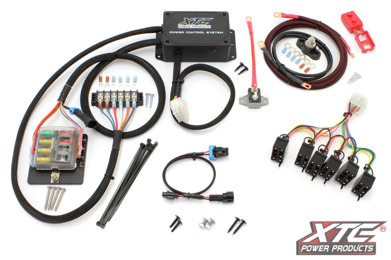 6 Switch System for Yamaha YXZ without switches