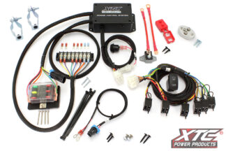 Can-Am X3 6 Switch Power Control System with Strobe Lights Switch